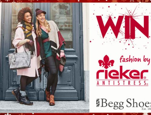 Win Rieker Boots or Shoes