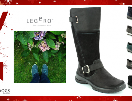 Legero Shoes | Win a pair!