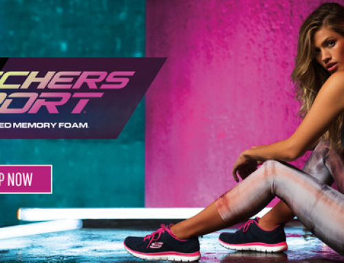 Skechers – Footwear for an active lifestyle