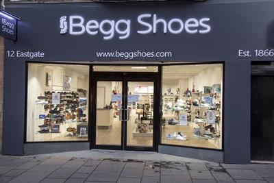 Shoe shop inverness