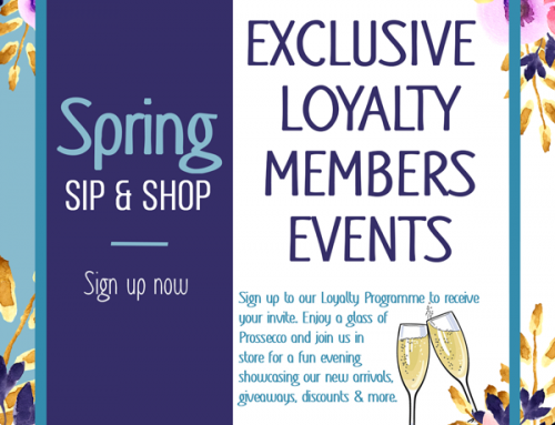 Spring Showcase Events In Store