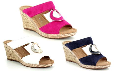 Gabor Sizzle Sandals