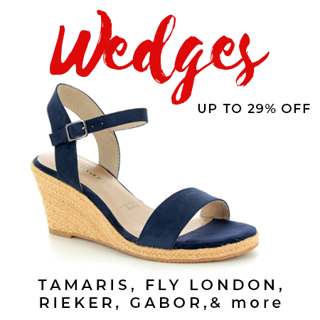 Wedge Sandals on sale