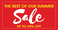 Best summer sale