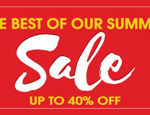 Best Summer SALE 2018 – Our Deals!