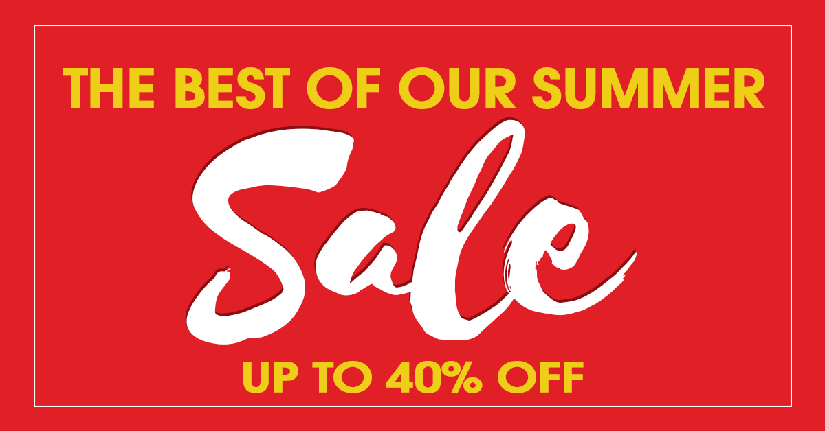 Best summer sale