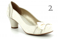 Ruby Shoo Wedding Shoes