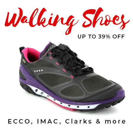 Walking shoes on Sale