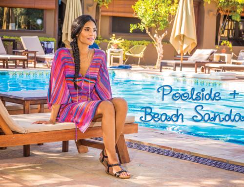 Poolside & Beach Sandals
