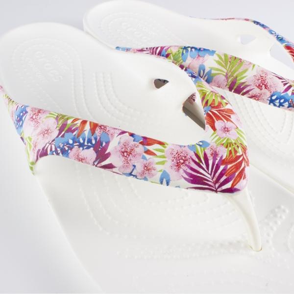 Crocs beach sandals