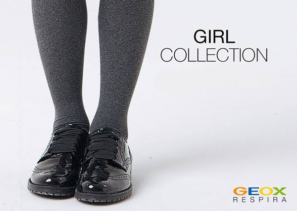 Geox School Shoes