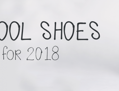 School Shoes for 2018