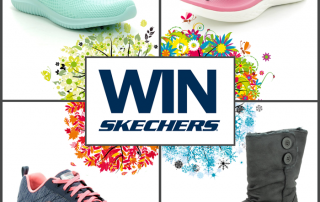 win skechers for every season
