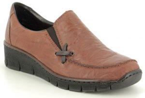 Rieker Shoes Fit RIeker Boccicro