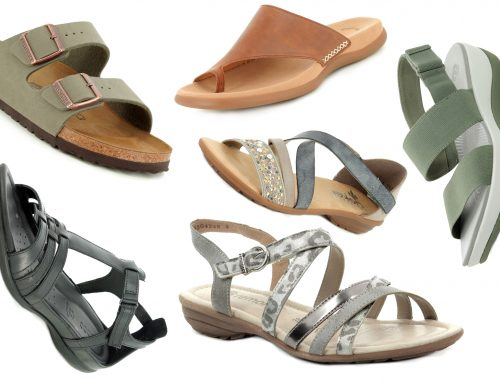 Top Ten Comfortable Sandals