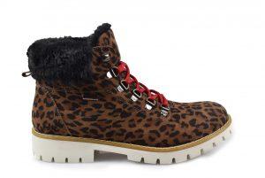 IMAC Rocket 37 Tex Leopard Print Boots