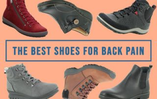 Foot Health Guide Shoes for Back Pain