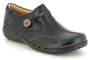 Shoes for Back Pain Clarks Un Loop