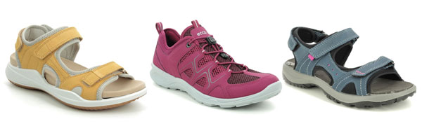 Walking Holiday Shoes