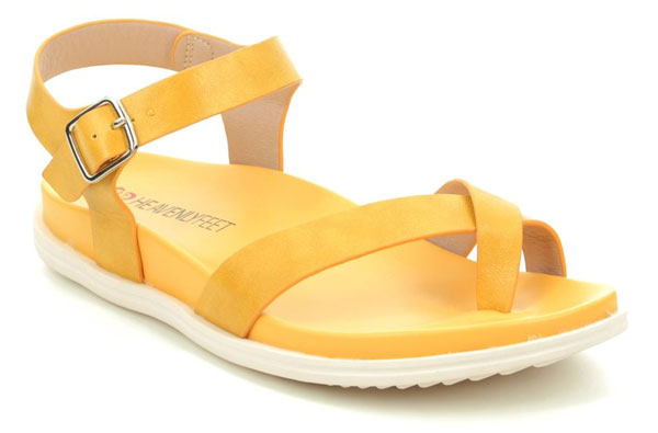 Heavenly Feet Sandals for Holiday