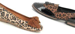 Animal Print Shoes Pumps