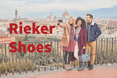 What are Rieker Shoes