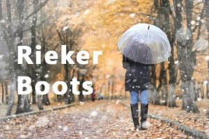 Rieker Boots Buyers Guide
