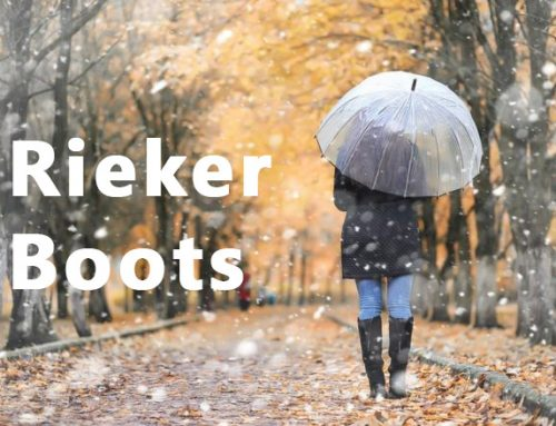 Rieker Boots Size Conversion Guide