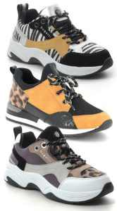 Animal Print Shoes Trainers