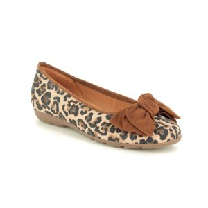 Animal Print Shoes Gabor Redshank Leopard Print Pumps