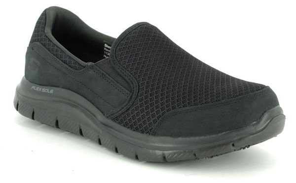 Skechers Safety Work Cozard Womens slip on trainers