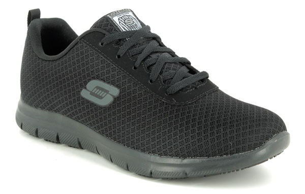 Women's Skechers Safety Work Ghenter Trainers