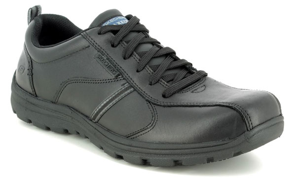 Skechers Safety Work Lacing Slip Resistant shoes