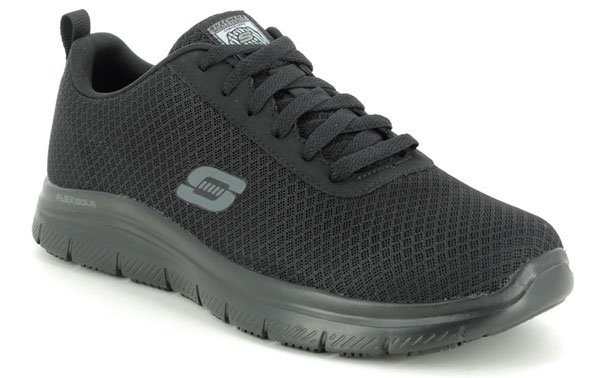 Skechers Safety Work Trainers Slip Resistant