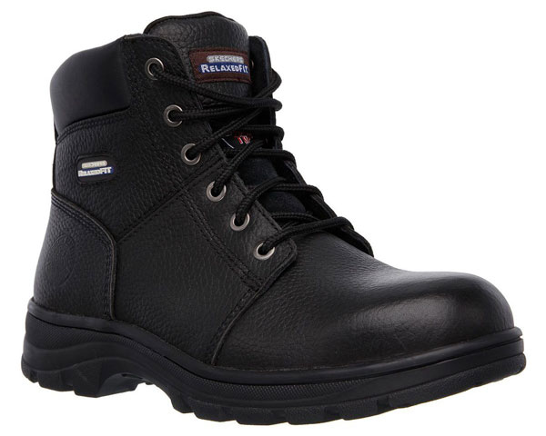 Skechers Safety Work Boot Steel Toe