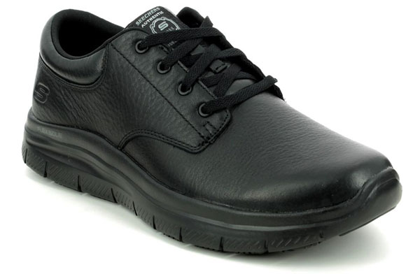 Skechers Work Slip Resistant Trainers for Men