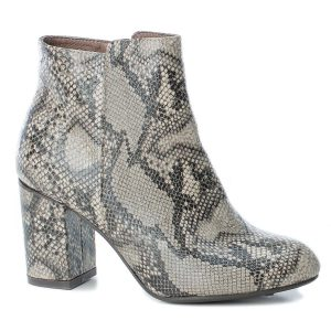 XTI Arena Snake Print Boots