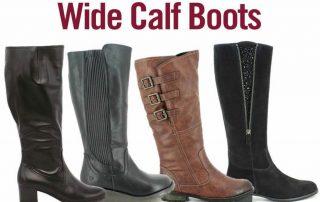 Wide Calf Boots Footwear Trend Guide