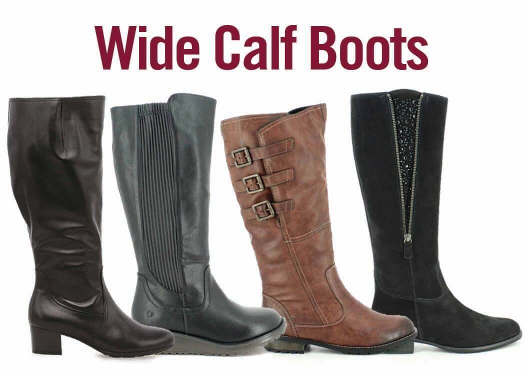 Wide Calf Boots Footwear Trend Guide