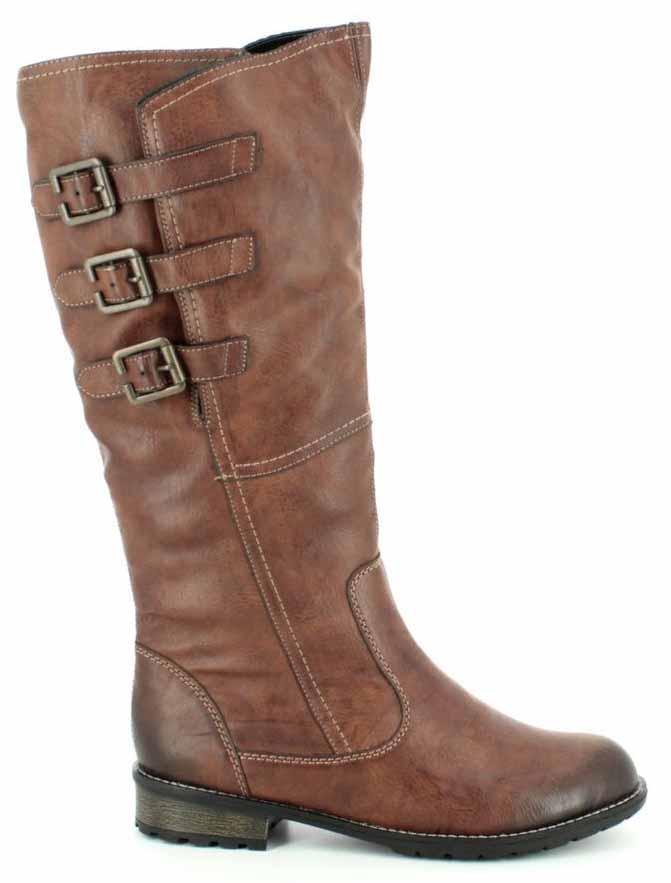 Wide Calf Boots Remonte Shebuc Wide Leg