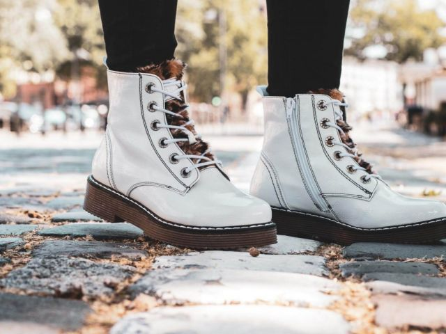 Womens Combat Boots Footwear Trends Guide