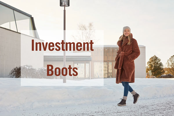 Investment Boots Cover Image