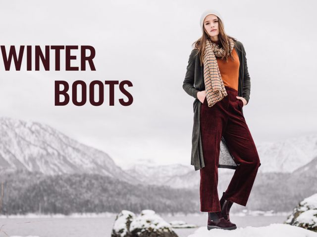 Footwear Trends Guide Winter Boots