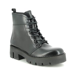 Womens Combat Boots Fly London Bola