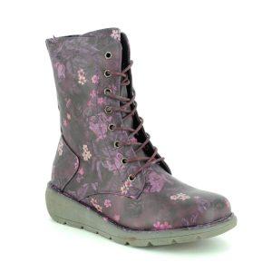 Womens Combat Boots Heavenly Feet Walker Martina
