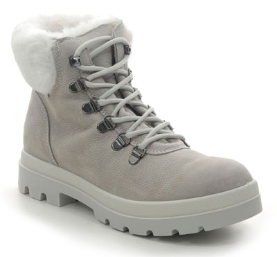 IMAC Rocky Tex 05 Grey Nubuck Waterproof Winter Boots