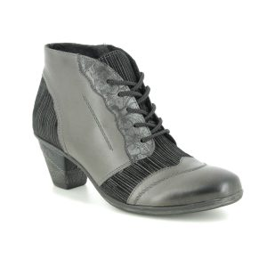 Remonte Black Ankle Boots