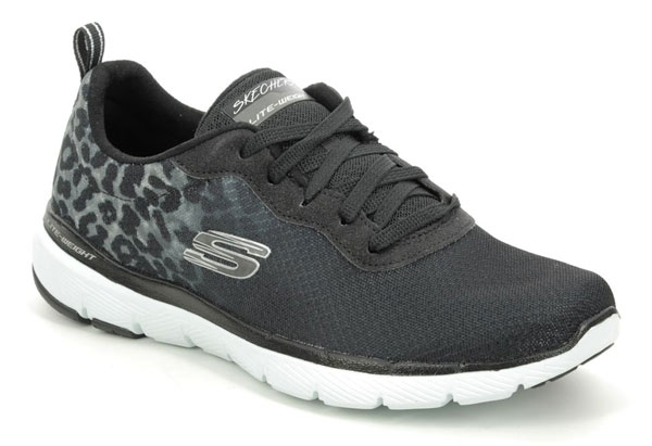 Skechers Animal Print Shoes