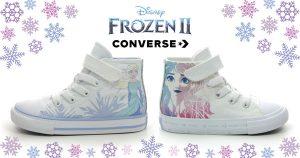 Frozen Converse
