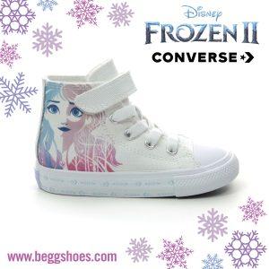 Converse Frozen Sisters 1v Hi 767349c-012